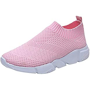 ❤️ Women Sports Shoes Clearance, Xinantime 2018 Newest Ladies Autumn Winter Outdoor Casual Slip On Mesh Shoes Comfortable Soles Running Shoes