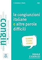 Grammatiche ALMA: Le congiunzioni italiane e altre parole difficili