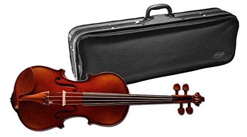 Stagg 22370 maat 3/4 esdoorn viool met standaard gevormde zachte hoes