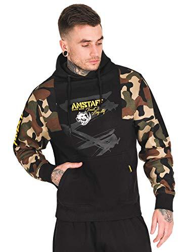 Amstaff Herren Hoodies Husar Camouflage M