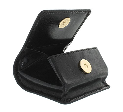 Visconti Leather Tray Coin Pouch...
