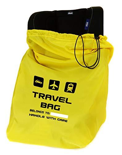 Kindersitz Transporttasche Größe zu 80x45x45 cm Reisetasche Rucksack perfekt am Flughafen beim Einchecken Tragetasche Transportrucksack für Kinderautositze [085]