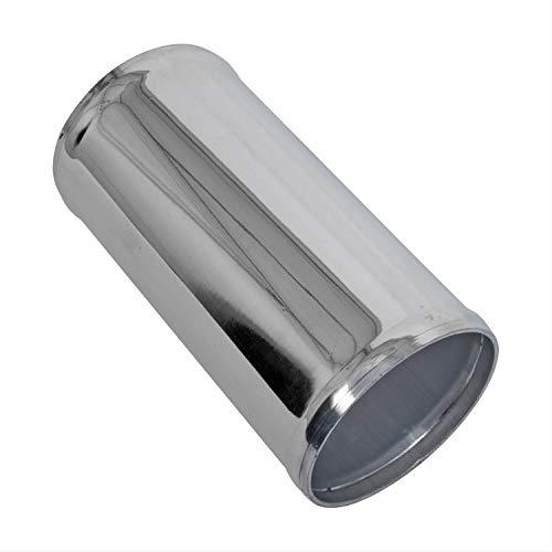 Aluminum Straight Coupler 1.25 Inch Diameter 3 Inch Length