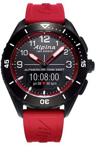 Alpina Geneve ALPINERX Alive AL-284LBR5AQ6 Smartwatch Swiss Made