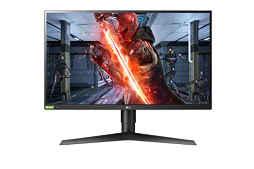 LG Ultragear 27GL83A-B 27-Inch QHD IPS 1MS Nvidia G-Sync Compatible Gaming Monitor