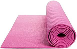 Yoga mat Eco-friendly PVC - Multi Colour