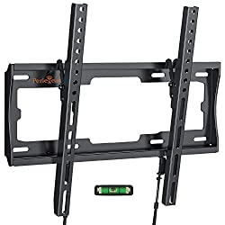"""Universal TV Mount-Fits Most 26-55 inch TVs up to 45kg.Max VESA 400X400mm Min VESA 75X75mm. (Please confirm the VESA pattern, weight, size of your TV before purchasing a suitable TV Mount.) UNIVERSAL TV BRACKET - Our TV wall bracket can support 26 """"-..."""