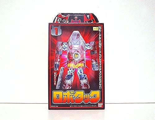 Detective Astro Robo Shack  erung Tack di Series 1 Robotakku (Japan Import   Das Paket und das Handbuch werden in Japanisch)