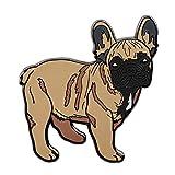 USWire Frenchie Dog Pin Standing