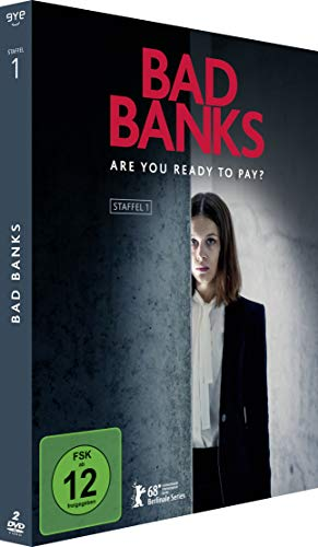 Bad Banks - Staffel 1 - [DVD]