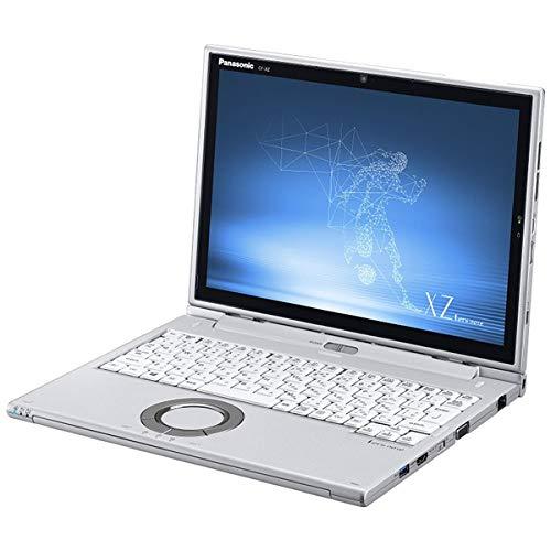パナソニック 12.0型 ノートパソコン Let's note XZシリーズ シルバー Let's note 2019年 夏モデル(Core i5/メモリ 8GB/SSD 256GB/Office H&B 2019) CF-XZ6KDCQR