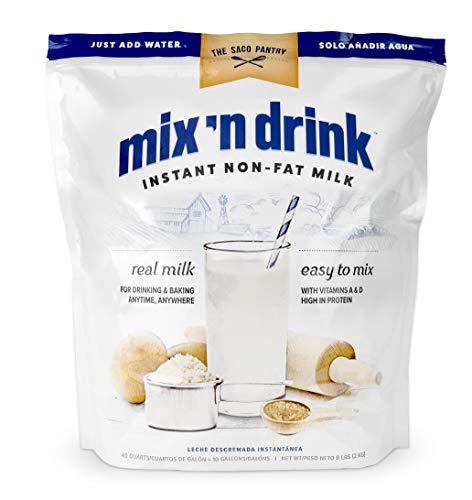 SACO Mix 'n Drink Instant Skim Milk