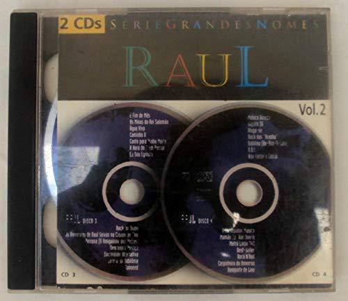 Série Grandes Nomes - Raul volume 2 discos 3 e 4