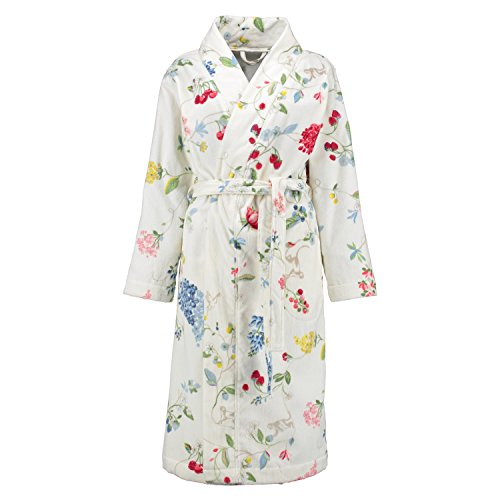 PIP Studio Bademantel Hummingbirds | Star White | XL
