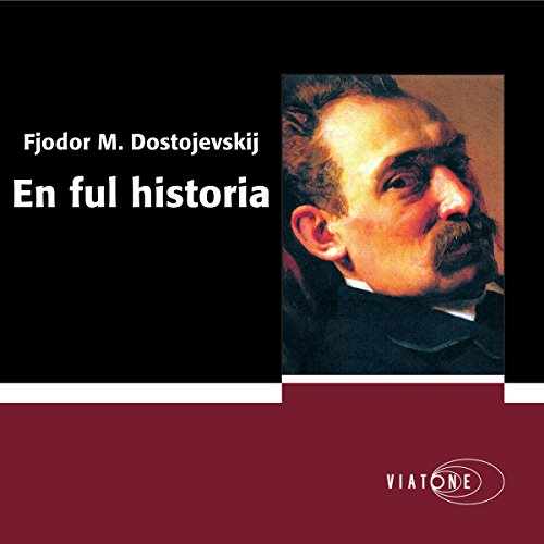 En ful historia [An Ugly History] audiobook cover art