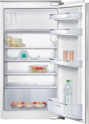 Siemens KI20LV62 iQ100 Einbau-Kühlschrank / A++ / Kühlteil: 141 L / Gefrierteil: 17 L / safetyGlass / Flachschanier