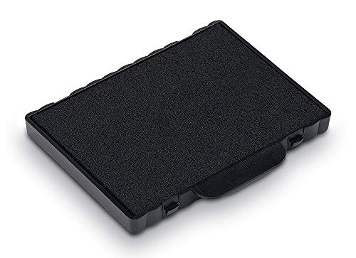 Trodat 6/58 Ersatzkissen Stempelkissen Austauschkissen für Professional 5208 und 5480, 1 Stück einfarbig (Schwarz)