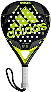 All for Padel Match 2.0 Pala de pádel, Adultos Unisex, Lime