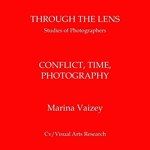 Conflict, Time, Photography audiobook cover art