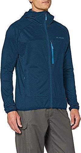 Vaude Herren Jacke Men's Tekoa Fleece Jacket, baltic sea, XL, 40968