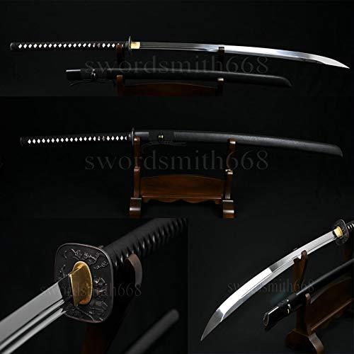 GUREN 45' Japanese Samurai Full Tang Functional...