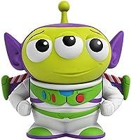Disney Pixar Alien Remix Buzz Lightyear Figura Coleccionable Juguete para niños de 6 años en adelante, Multicolor