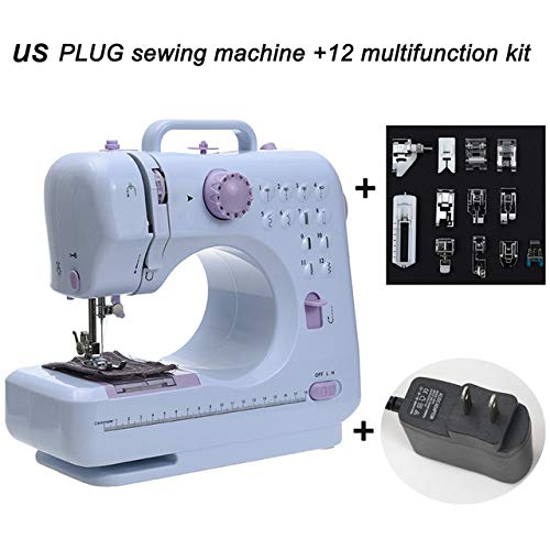 Great Price! GM_QY Sewing Machine Sew Russian Manual Fanghua Brand FHSM505 Factory Household Knittin...