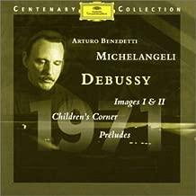 Debussy: Images V.1 & V.2, Chldren's Corner, Preludes V.1