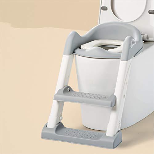 Pot Bébé Toilette Chaise Potty Formation Toilette Avec Step Enfant Toilette Coussin Anneau De Toilette 4 Coloris