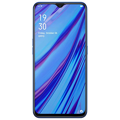 OPPO A9 (Fluorite Purple, 4GB RAM, 128GB Storage) with No Cost EMI/Additional...