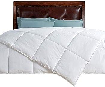 Peace Nest All Season White Down Alternative Comforter Quilt