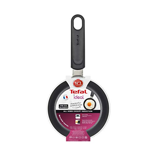 Tefal Ideal One Egg Wonder Non-stick Frying Pan, Bl
