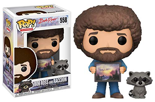 10 best funko bob ross flocked for 2021