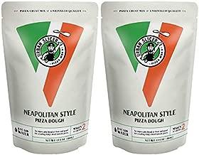 Urban Slicer Pizza Worx - Neapolitan Style Pizza Dough - 13.4 oz bag - 2 Pack