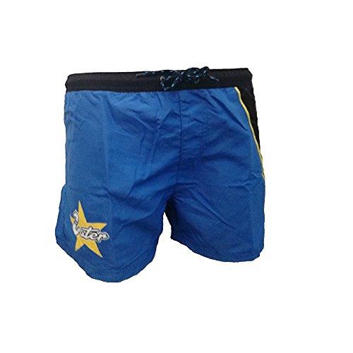 costume mare uomo inter INTER official product Costume da bagno Ragazzo Boxer Mare Estatek18 AIN20005 Colori Nero Taglia 12/