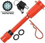 motormic RED Trailer Hitch Lock Pin - 5/8