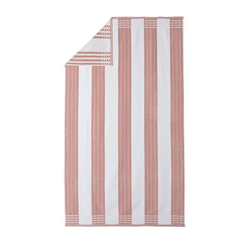 Essix Holidays Drap de Plage Holidays Coton Pétale 100 x 180 cm