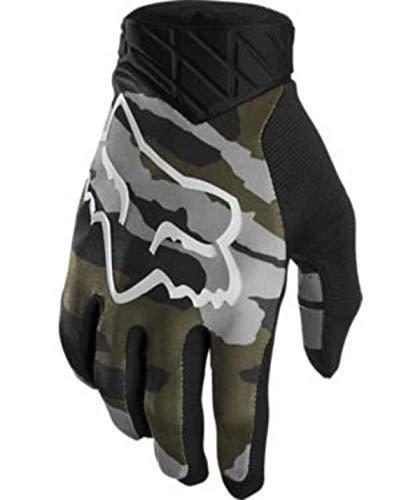 FOX MTB-Handschuhe Flexair Camo Schwarz Gr. XL