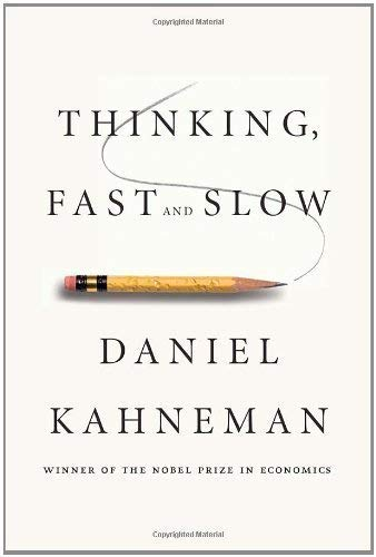 Thinking, Fast and Slow by Daniel Kahneman 7th (seventh) Impression edition by Kahneman, Daniel(Auth