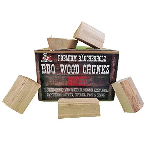 SMOKY TASTE BBQ Woodchunks als...