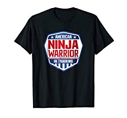 Best clothing styles for American Ninja Warrior T-Shirt