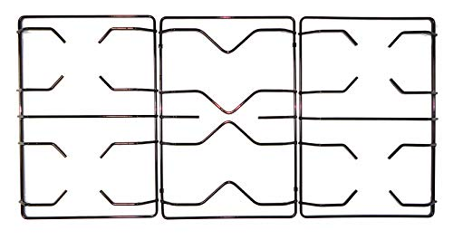 Smeg Kit 3 griglie per cucina piano cottura 5 fuochi a gas - 694090842-694092109 - 694092108 - P5370/KIT
