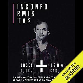 Inconformistas audiobook cover art