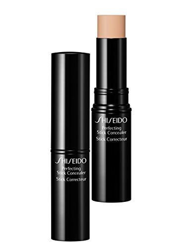 Shiseido Perfecting Stick Concealer unisex, Abdeckstift 5 g, Farbe: 44 medium, 1er Pack (1 x 0.026 kg)