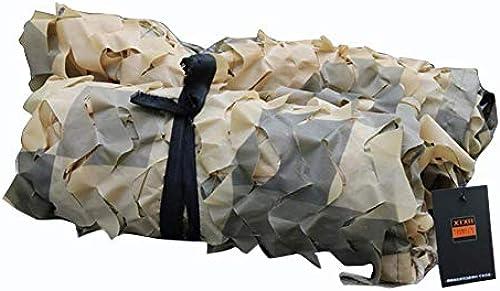 QIANGDA Camouflage Netz Tarnnetz Wald Wüste Waldtarnnetz Sun Shelter Zelt Für Au sonne, (Größe   5x7m)
