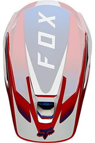 Fox Racing V3 Helmet Visor - Wired