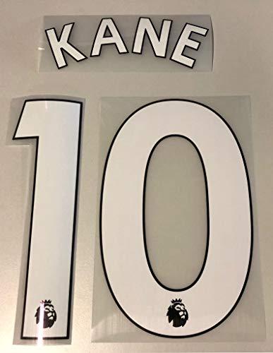 Flock Original Premier League Trikot 23cm - Kane 10