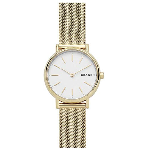 Skagen Damen Analog Quarz Uhr mi...