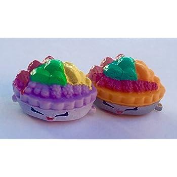 Shopkins Season 4 Food Fair - Set of 2 Fifi F | Shopkin.Toys - Image 1