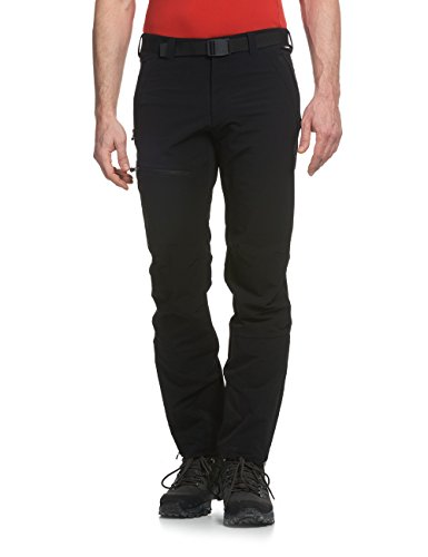 Maier Sports naturno Pantalon élastique pour Homme 3XL Noir - Noir